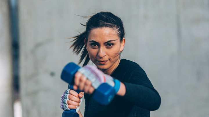 La importancia de los guantes al entrenar